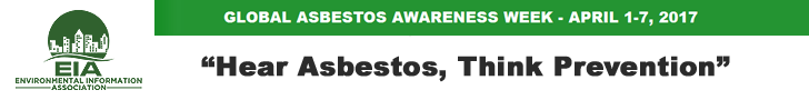 2017 Asbestos Awareness Week